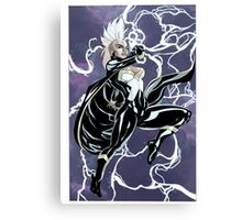 Uncanny X-Force Storm Canvas Print
