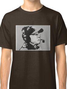 Tom Coughlin Portrait Classic T-Shirt