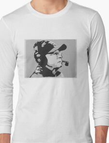 Tom Coughlin Portrait Long Sleeve T-Shirt