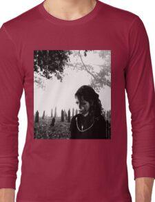 Cemetery Long Sleeve T-Shirt