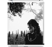 Cemetery iPad Case/Skin
