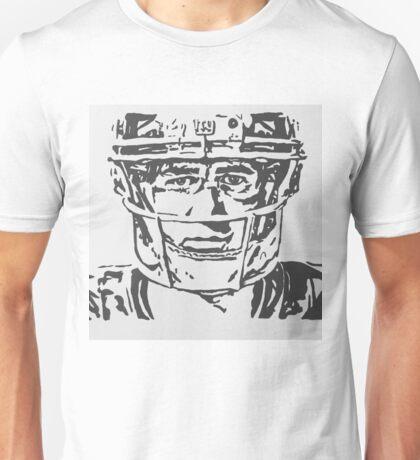 Eli Manning Portrait Unisex T-Shirt