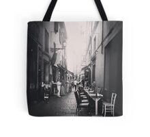 Quiet Street Tote Bag