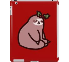 Holly Sloth iPad Case/Skin