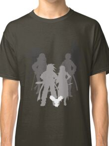 Tales of the Abyss cast silhouette Classic T-Shirt