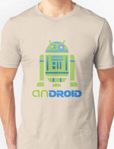 AN ] [ DROID Pop-Tech Chimera  T-Shirt