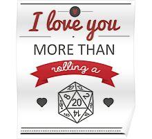 Geek love Poster