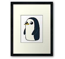 Gunter - Adventure Time Framed Print