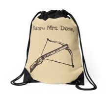 Future Mrs. Dixon Drawstring Bag