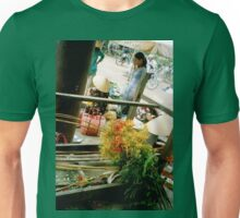 RURAL STREET MARKET, OUTSIDE HUE, VIETNAM Unisex T-Shirt