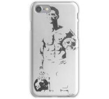 Steve Weatherford Portrait iPhone Case/Skin