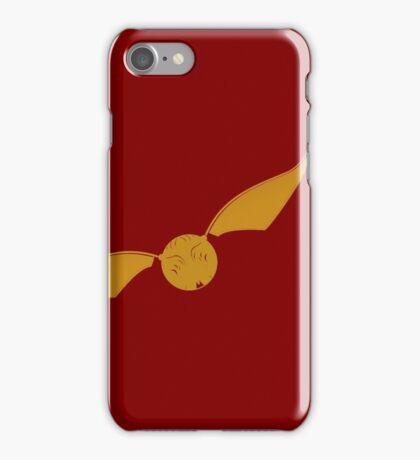 Snitch Yellow - Gryffin iPhone Case/Skin