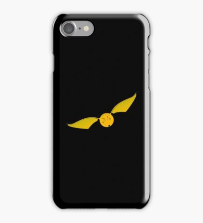 Snitch Yellow - huffl iPhone Case/Skin