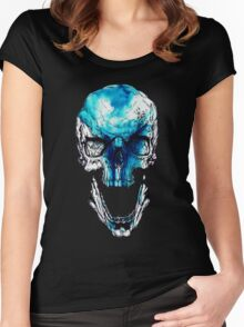 Skullva Women's Fitted Scoop T-Shirt