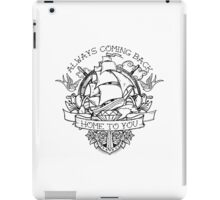 Sailor Tattoo Fan Art iPad Case/Skin