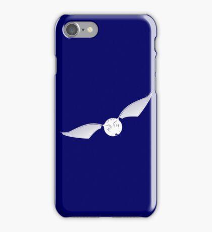 Snitch white iPhone Case/Skin