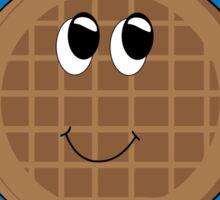 Charlie Waffles! Sticker
