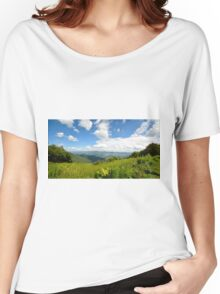 Blue Ridge Parkway 1 Women's Relaxed Fit T-Shirt