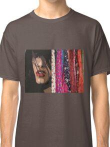 Woman portrait  Classic T-Shirt