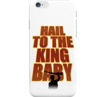 Evil Dead - Hail To The King iPhone Case/Skin