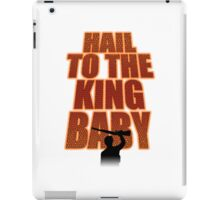 Evil Dead - Hail To The King iPad Case/Skin