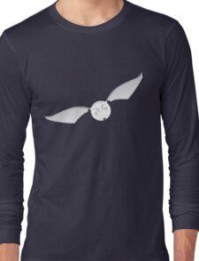 Snitch white Long Sleeve T-Shirt