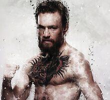 The Notorious - Conor McGregor by ARTbyAlexanderT