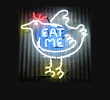 Neon Sign - Eat Me Unisex T-Shirt