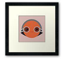 Maz Kanata - Simple Framed Print