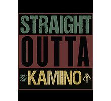 Star Wars - Straight Outta Kamino Photographic Print