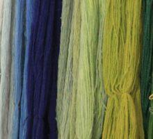 Weaving Rainbow Sticker