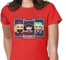SQUAD: Cecilia & Friends Womens Fitted T-Shirt