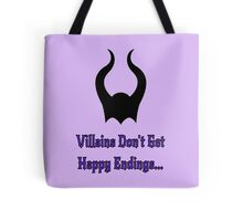 Villains Tote Bag