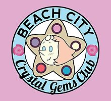Pearl - Beach City Crystal Gems Club by ridiculouis