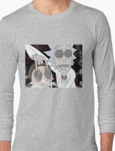 Rick & Morty Long Sleeve T-Shirt