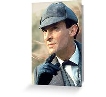 ELEMENTARY Sherlock Holmes - (Card) Greeting Card