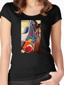 Art Car Women's Fitted Scoop T-Shirt