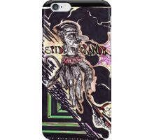 Spider Grandpa iPhone Case/Skin