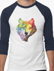 Colourful Wolf T-Shirt