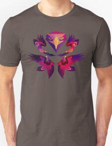 Neon eagle Unisex T-Shirt