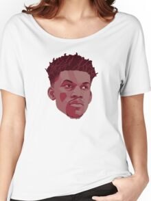 Jimmy Butler Women's Relaxed Fit T-Shirt