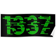 1337 Poster