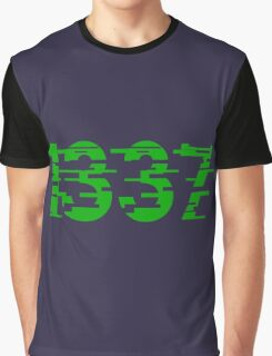 1337 Graphic T-Shirt