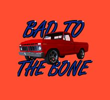 Bad to the Bone Women's Fitted V-Neck T-Shirt