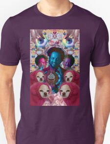 giorgio tsoukalos and his worm doggos Unisex T-Shirt