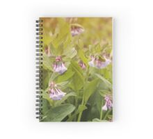 Lavender Dream Spiral Notebook