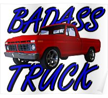 Bad Truck Poster