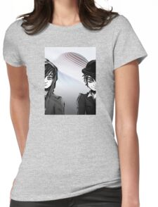 Jonas and Poet  Womens Fitted T-Shirt