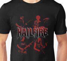 Hailfire Red Stamp Unisex T-Shirt