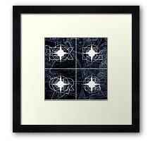 Explore Night Framed Print